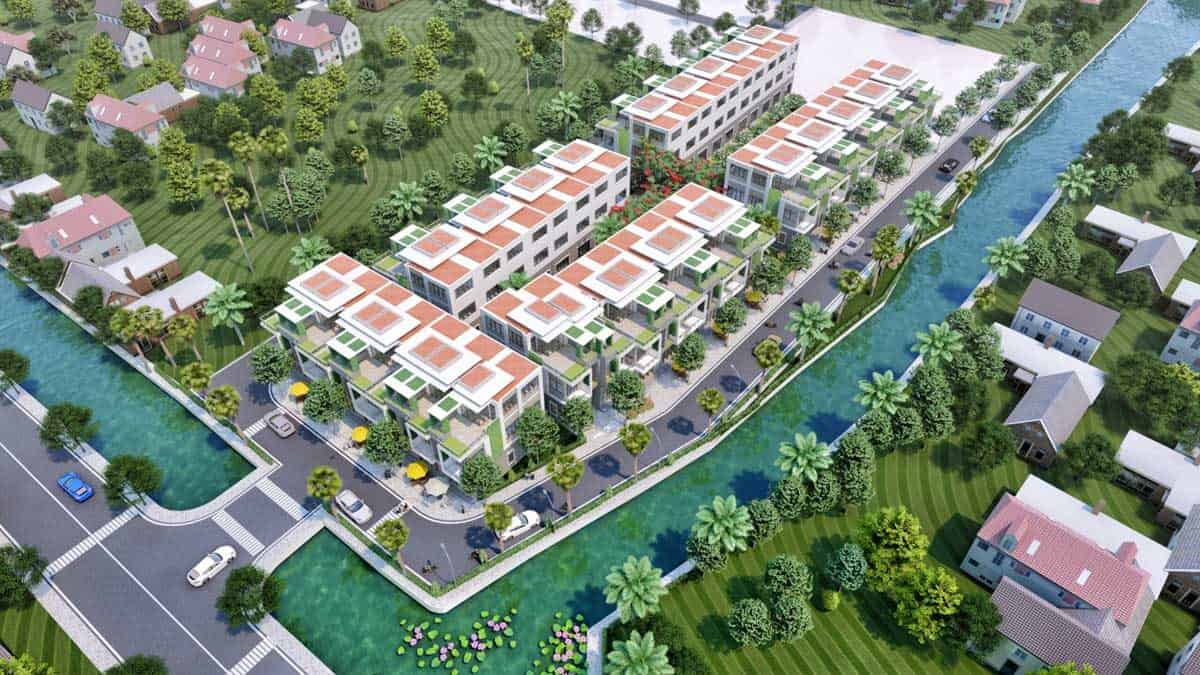 phoi canh du an res 2 - DỰ ÁN THE RESIDENCE 2 - RES 2 CỦ CHI