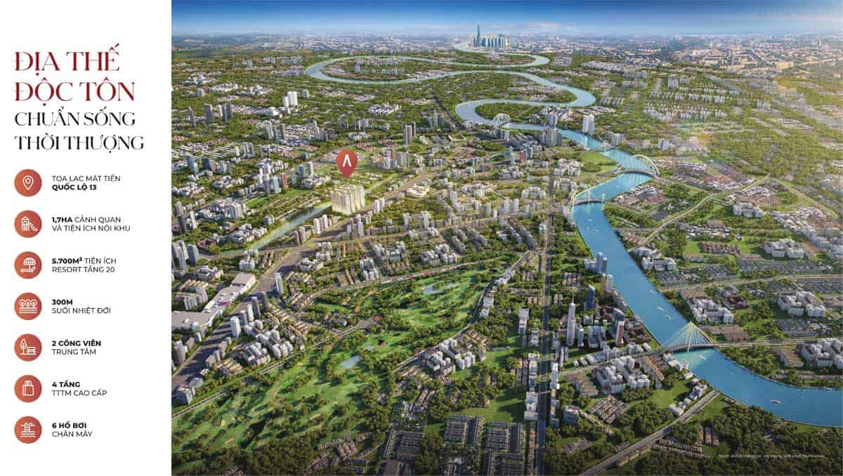 toan canh du an astral city 2021 - ASTRAL CITY